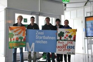 Klimaschutz statt 3. Startbahn: Katharina Schulze 2012