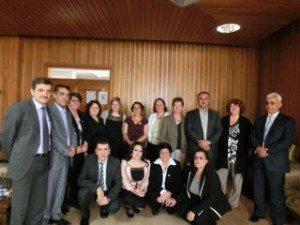 Mit der Gorran Fraktion im Kurdischen Parlament