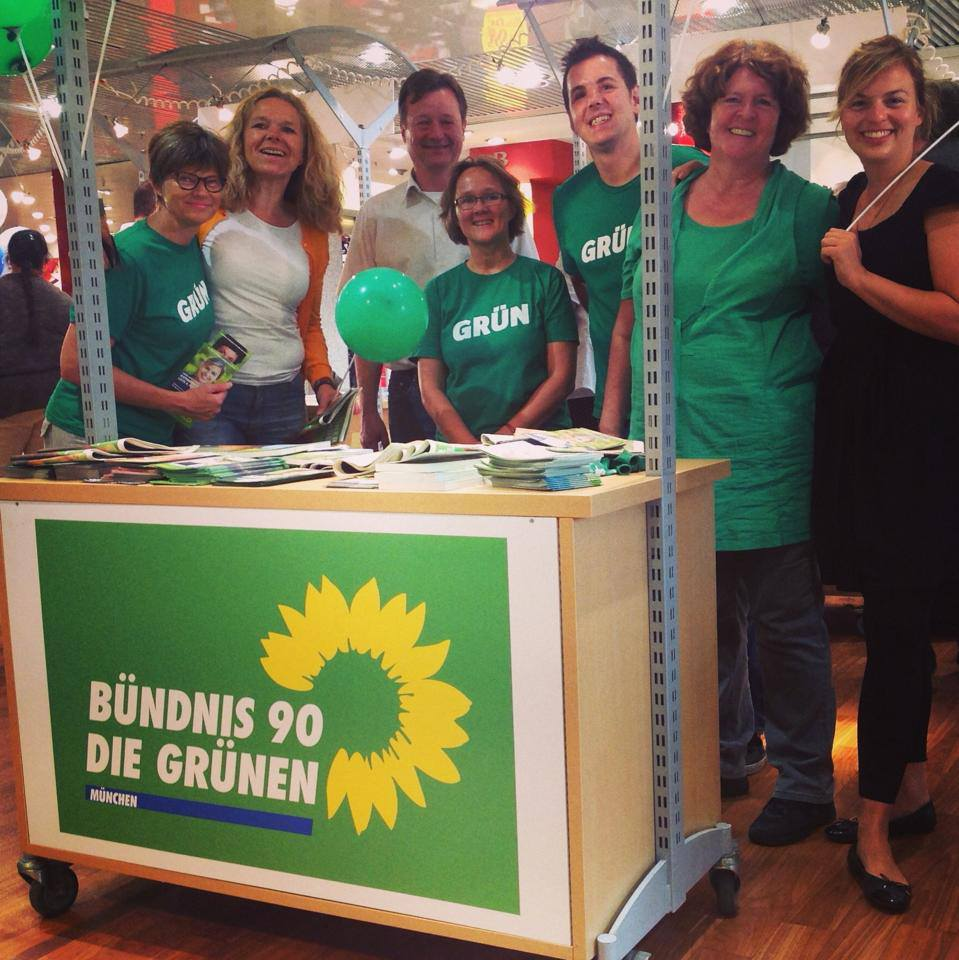 Unser Grüner Stand