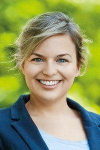 Katharina Schulze, MdL bietet in ihrem Stimmkreis Milbertshofen Bürgersprechstunden an