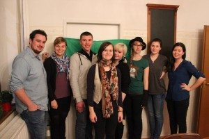 Neujahrsempfang GJ Straubing