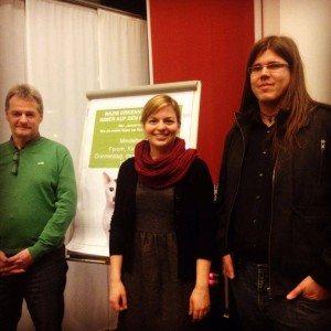 Danke noch mal an die Mindelheimer Grünen für die Einladung und an meinen Ko-Referenten Martin Hutter!