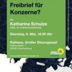 Vortrag über TTIP in Unterhaching am 06.05.14