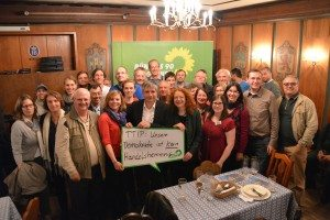 Katharina Schulze, Sven Giegold und Margarete Bause fordern: Kein Freihandelsabkommen TTIP auf Kosten unserer Demokratie!