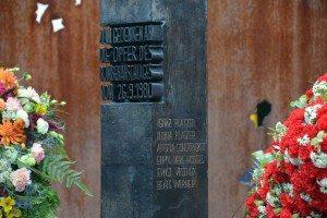 Denkmal des Oktoberfestattentat vom 26.09.1980