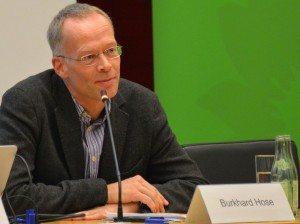 Burkhard Hose teilt seine Erfahrungen aus Würzburg