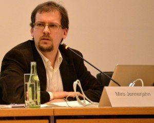 Miro Jennerjahn berichtet von Pegida in Sachsen