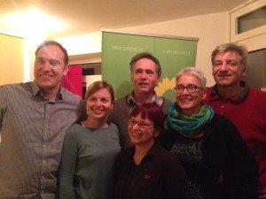Katharina Schulue mit den Starnberger Grünen