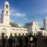 """Der Landtag von Delhi (""""Old Secretariat"""")"""