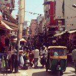 Straßenszene Bangalore 2015 Katharina Schulze. JPG