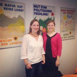 Susanne-Socher-Mehr-Demokratie-mit-Katharina-Schulze-MdL-Grüne-Bayern