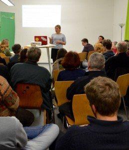 Gute Diskussion in Würzburg über rechte Gewalt