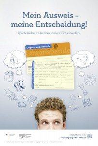 Nachdenken. Drüber reden. Entscheiden. (© Bundeszentrale für gesundheitliche Aufklärung (BZgA), Köln)