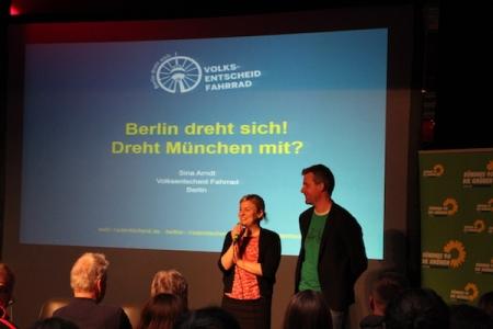 Veranstaltung in München: Wie verbessern wir die Radinfrastruktur?