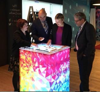 Dienstreise nach Estland: Digitalisierung und Sicherheit im Fokus