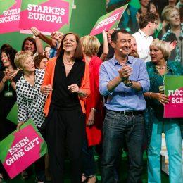 Grünes Wahlprogramm: Zukunft wird aus Mut gemacht