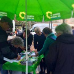 Viele Unterschriften gegen Betonflut in Bayern gesammelt