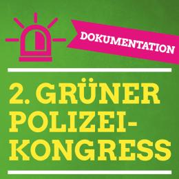 2. Polizeikongress: bürgernah, digital und europäisch