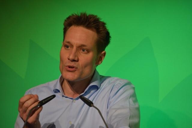 Ludwig Hartmann wurde mit 90% zum männlichen Spitzenkandidaten für Oberbayern gewählt.