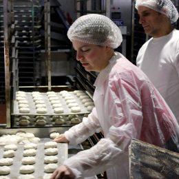 Im Einsatz für Bayern: Bäckerei