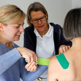 Im Einsatz für Bayern: Physiotherapie-Ausbildung