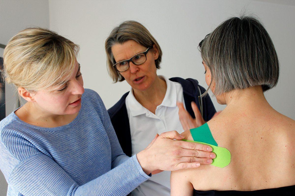Einsatz für Bayern: Physiotherapie, ein sehr spannender Beruf mit großen Nachwuchssorgen.