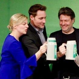 Die Zukunft in Bayern hat eine Farbe und zwar Grün!