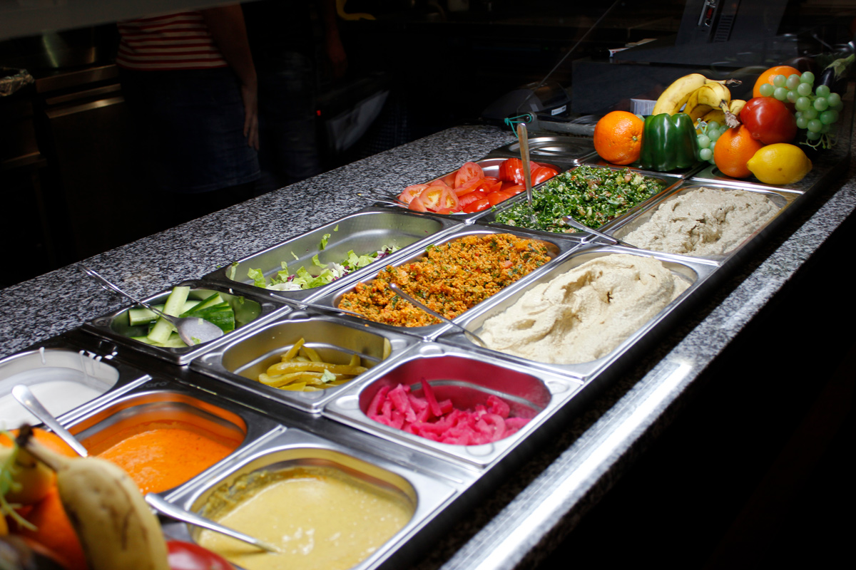 Vegetarische Köstlichkeiten