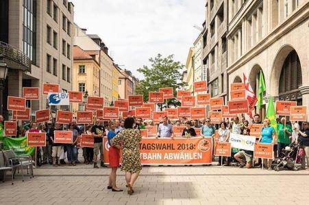 Im Wahljahr 2018 zeigen wir: der Startbahn-Widerstand steht!