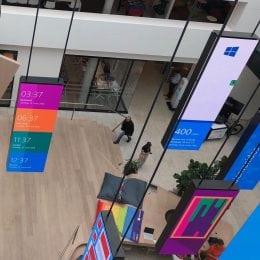 Digitalisierung braucht politische Gestaltung: Besuch bei Microsoft