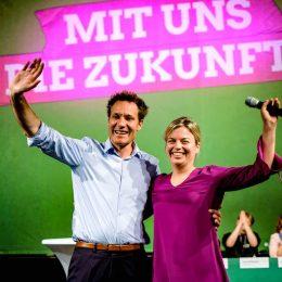 Kleiner Parteitag: Schlussspurt des Wahlkampfs eingeläutet