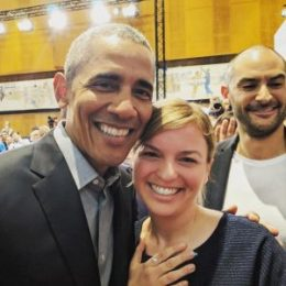Mein zweites Treffen mit Obama
