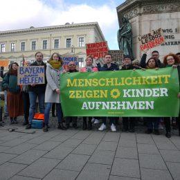 Sofortiger Schutz für Lesbos-Geflüchtete in Bayern