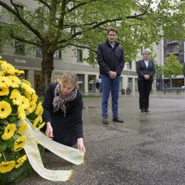 75 Jahre Befreiung des KZ Dachau
