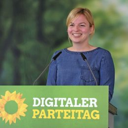 Digitaler Parteitag der Bayerischen Grünen