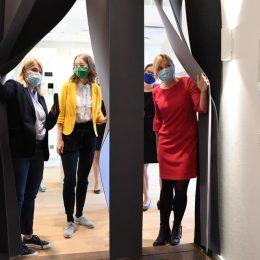 """""""Wirtschaft mit Zukunft""""-Tour: Baufritz"""