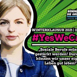 #YesWeCare: Soziale Berufe stärken