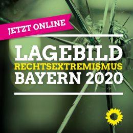 Rechtsextremismus in Bayern 2020